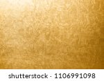 gold textile texture with... | Shutterstock . vector #1106991098