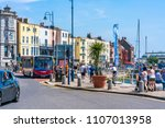 ramsgate  kent  uk   june 03 ...   Shutterstock . vector #1107013958