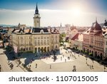 novi sad  serbia   may 02  2018 ... | Shutterstock . vector #1107015005