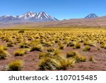 beautiful atacama desert | Shutterstock . vector #1107015485