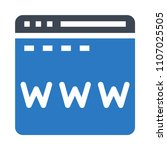 internet vector icon