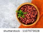 vegetarian menu. dishes from...   Shutterstock . vector #1107073028