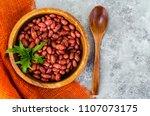 vegetarian menu. dishes from...   Shutterstock . vector #1107073175