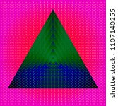 psychological abstraction.... | Shutterstock .eps vector #1107140255