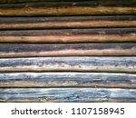 old wood rural plank background | Shutterstock . vector #1107158945