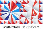 World Soccer competition red banner concept design abstract pattern, russian flag, mosaic tricolor, national, patriotic, sport elements, goal, soccer ball, award cup. Football vector template print