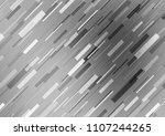 light silver  gray vector... | Shutterstock .eps vector #1107244265