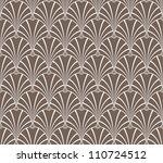 vintage pattern  seamless | Shutterstock .eps vector #110724512