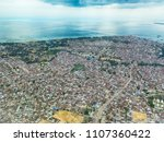 zanzibar from above          Shutterstock . vector #1107360422