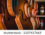 Studio Shooting Violin