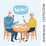 vector cartoon illustration of...   Shutterstock .eps vector #1107422246