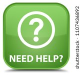 need help  question icon ... | Shutterstock . vector #1107436892