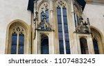 czech republic  kutna hora   22 ... | Shutterstock . vector #1107483245