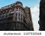 johannesburg  south africa...   Shutterstock . vector #1107520568