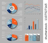 infographic design vector and... | Shutterstock .eps vector #1107527165