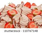 meringue pie | Shutterstock . vector #110767148
