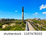 Oak Island Lighthouse In North...