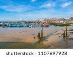 ramsgate  kent  uk   june 03 ... | Shutterstock . vector #1107697928
