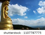 the sight of the dharma | Shutterstock . vector #1107787775
