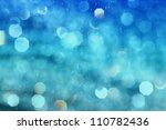 Vivid Water Abstract