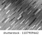 light silver  gray vector cover ... | Shutterstock .eps vector #1107909662