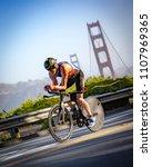 san francisco  california  usa  ... | Shutterstock . vector #1107969365