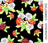 abstract elegance seamless...   Shutterstock . vector #1108007192