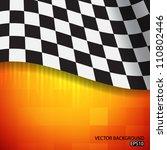 racing background | Shutterstock .eps vector #110802446