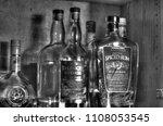residential house  sioux falls  ... | Shutterstock . vector #1108053545