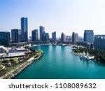 aerial business building | Shutterstock . vector #1108089632