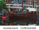 dublin  ireland   june 2nd ... | Shutterstock . vector #1108166468