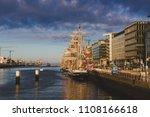 dublin  ireland   june 2nd ... | Shutterstock . vector #1108166618