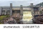 imatra. finland. beginning of... | Shutterstock . vector #1108189715