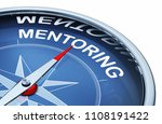 3d rendering of an compass with ...   Shutterstock . vector #1108191422