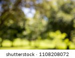 abstract blur green natural for ... | Shutterstock . vector #1108208072