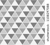 triangles. triangular shapes... | Shutterstock .eps vector #1108297088