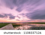 the sultan marshes national...   Shutterstock . vector #1108337126