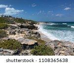 Beautiful Caribbean Beach With...