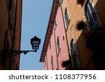 verona streetlamp. street... | Shutterstock . vector #1108377956