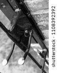 doorway black and white   Shutterstock . vector #1108392392