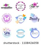vector icon all natural... | Shutterstock .eps vector #1108426058
