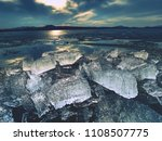 climate change. detail of... | Shutterstock . vector #1108507775