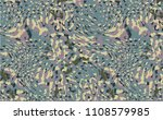 animal skin pattern in vector | Shutterstock .eps vector #1108579985