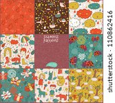 Seamless Patterns For Nice...