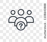 why us vector icon isolated on... | Shutterstock .eps vector #1108643888