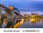 chattanooga  tennessee  usa... | Shutterstock . vector #1108688012