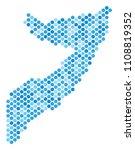 blue round spot somalia map.... | Shutterstock .eps vector #1108819352