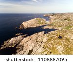 photo of lindesnes beacon in... | Shutterstock . vector #1108887095