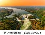 The Khone Falls And Pha Pheng...