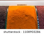 closeup of spices on sale... | Shutterstock . vector #1108903286
